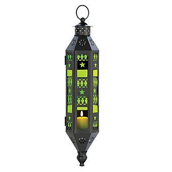 Galéria Világoszöld függő gyertya lámpás, Pack of 1