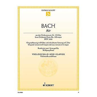 Bach: Air Bwv 1068 Cello