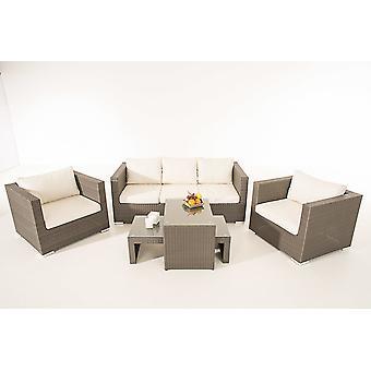 Gartenmöbel - Gartenmöbel - Loungemöbel - Modern Grey