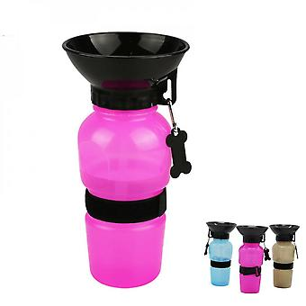 Cat And Dog Waterer Pet Water Bottle, Collapsible Dog Water Bottle Pet Household Water Bottle