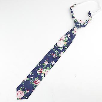 Хлопок Дети Красочный галстук Ширина Полосатые фрукты Цветочные галстуки