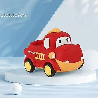 1 Jahr Alter Junge Kinderwagen Spielzeug Weiches Auto 13-24 Monate alt Kinder Frühkindliche Bildung Kinder Pädagogisches Geburtstagsgeschenk