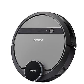 De53 Fully Automatic Intelligent Infrared Collision Avoidance Sweeping Robot Vacuum