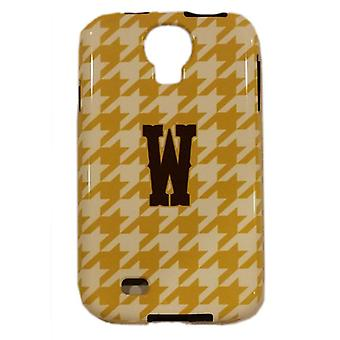 Case Mate Vibe Wyoming University Case for Samsung Galaxy S4 (Houndstooth)