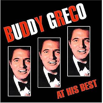 Buddy Greco - At His Best [CD] USA import