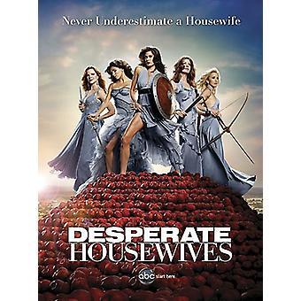 Desperate Housewives: Täydellinen kuudes kausi [Ws] [5 levyjä] [DVD] USA tuonti