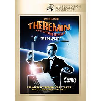 Theremin: En elektronisk Odyssey [DVD] USA import