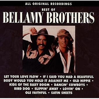 Bellamy Brothers - Best of Bellamy Brothers [CD] USA import