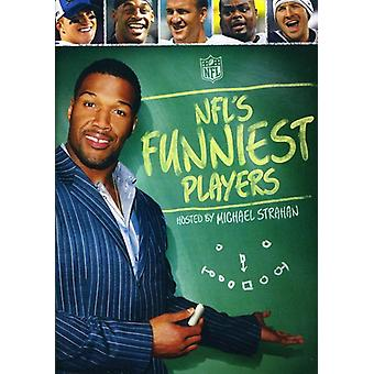 NFL's Funniest Players [DVD] USA import