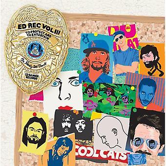 Various Artist - Ed Rec Vol.3 [CD] USA import