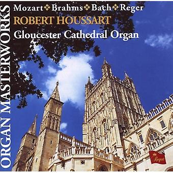 Robert Houssart - importazione USA organo Masterworks [CD]