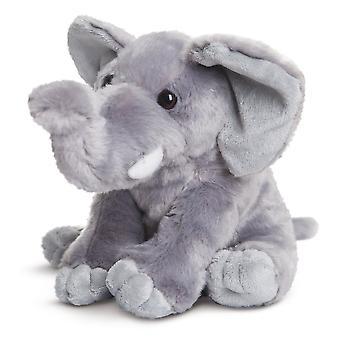 Brinquedo de pelúcia do mundo Aurora destino nação elefante