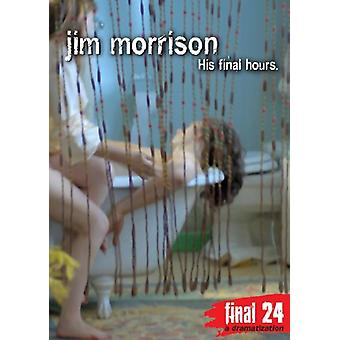Jim Morrison - Final 24: Hisfinal Hours [DVD] USA import