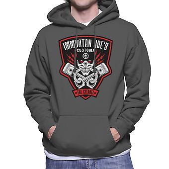 Immortan Joes Customs Mad Max Fury Road Men's Hooded Sweatshirt