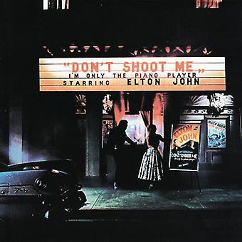 Elton John - ne tirez pas sur moi je suis seulement l'importation USA Piano Player [Vinyl]