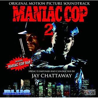 Various Artists - Maniac Cop 2 [Original Motion Picture Soundtrack] [CD] USA import