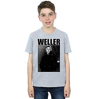 Paul Weller Boys Legend Photo T-Shirt