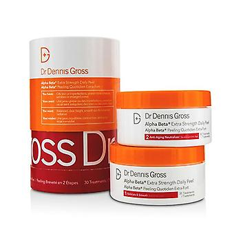 Dr Dennis Gross Alpha Beta Extra Strength Daily Peel - Jar - 30 Treatments