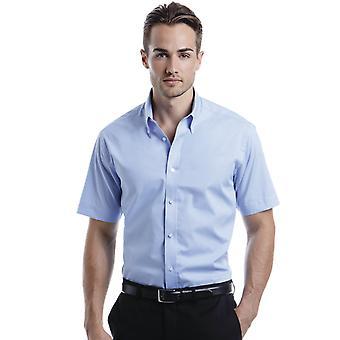 Kustom Kit Mens City Short Sleeve Shirt-KK385
