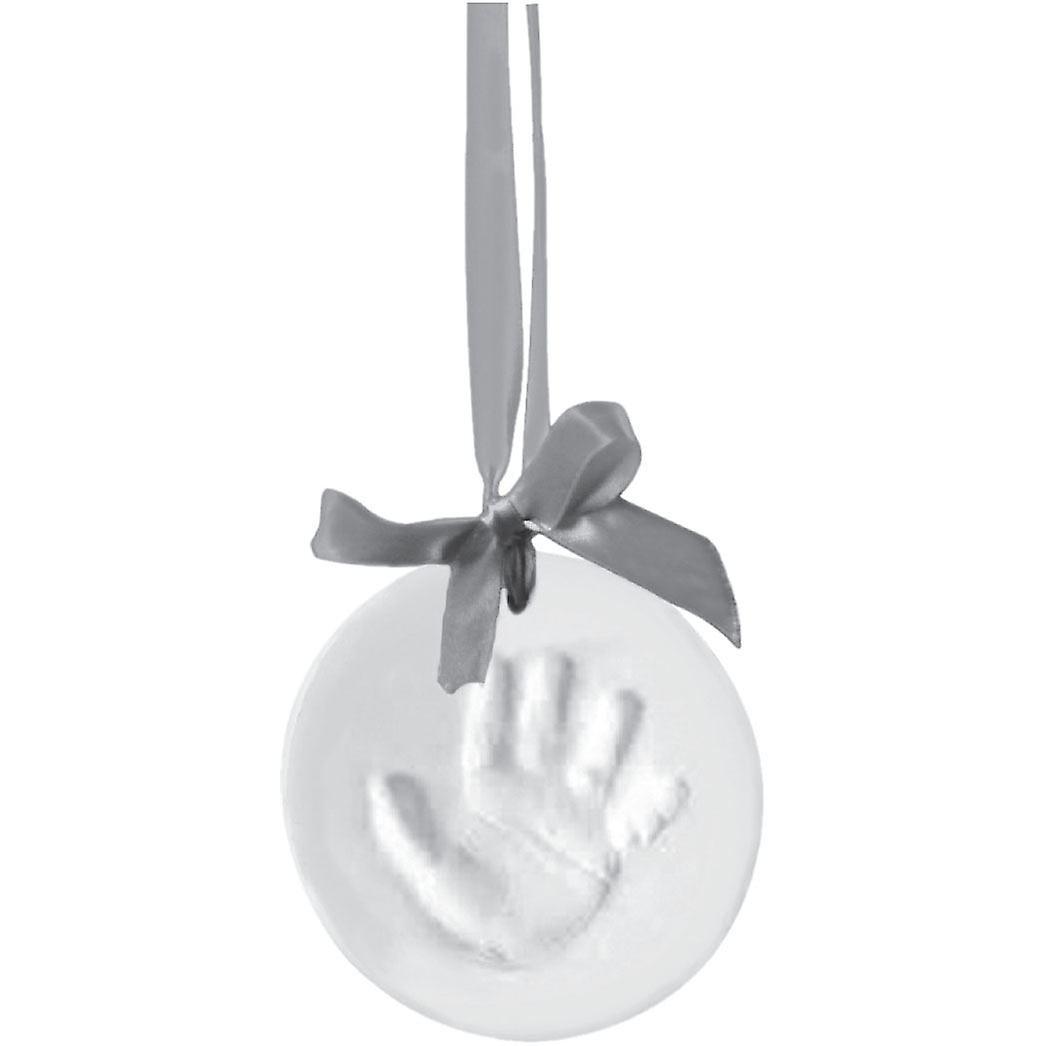 Xplorys Happy Hands Hand Print Ornament Kit Keepsake