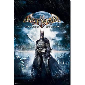 Batman - Arkham Asylum Poster drucken