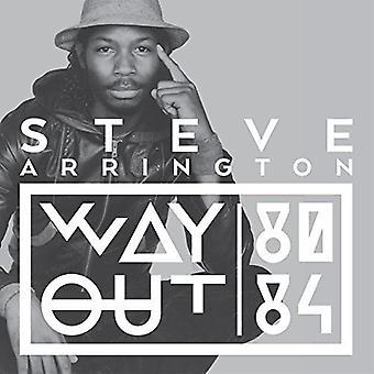 Steve Arrington - Way Out (80-84) [Vinyl] USA import
