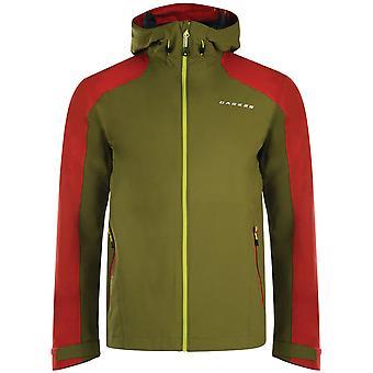Tør 2b Mens Rectitude II vanntett pustende hette pels jakke