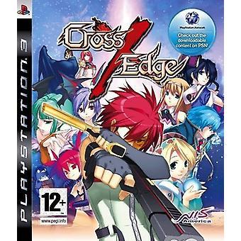 Cross Edge (PS3)-ny