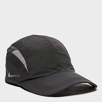 Technicals Men's Running Cap Black