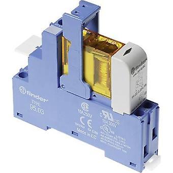 Finder 48.31.8.230.0060 Relaiskomponente Nennspannung: 230 V WECHSELstrom (max.): 10 A 1 Wechsel über 1 Stk.
