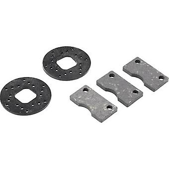 Reely 112108 Spare part Brake discs/pads