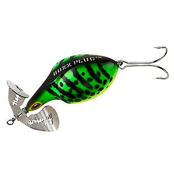 Arbogast Buzz Plug 1 oz Fishing Lure - Fire Tiger
