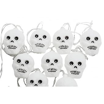 Gisela Graham Battery Powered Skeleton Garland