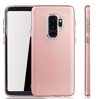 Samsung Galaxy S9 פלוס מקרה-מקרה טלפון עבור סמסונג גלקסי S9 Plus-מקרה טלפון ב רוז ורוד