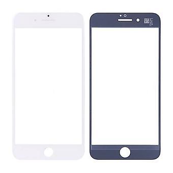 Wit Front glas voor iPhone 7 Plus | iParts4u