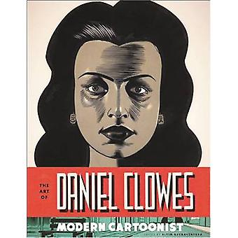 Sztuka Daniel Clowes - nowoczesne rysownik przez Alvin Buenaventura - 9