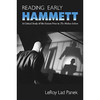 Lettura precoce Hammett - uno studio critico del romanzo prima la M