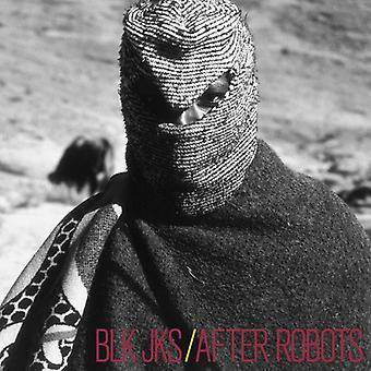 BLK Jks - efter robotar [CD] USA import