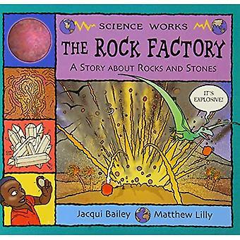 -Rock-kiuas: Tarina kiviä ja kiviä (tiede toimii)