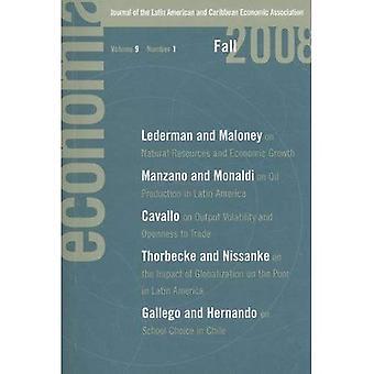 Economia: Hösten 2008: tidning den latinamerikanska och karibiska ekonomisk föreningen (Economo en)