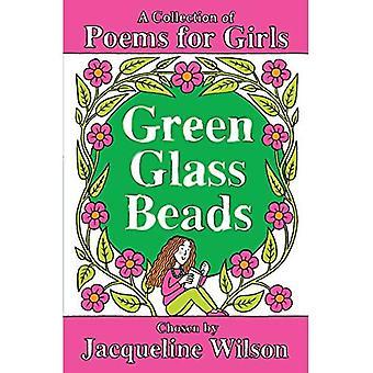 Groen glasparels: Een verzameling van gedichten voor meisjes