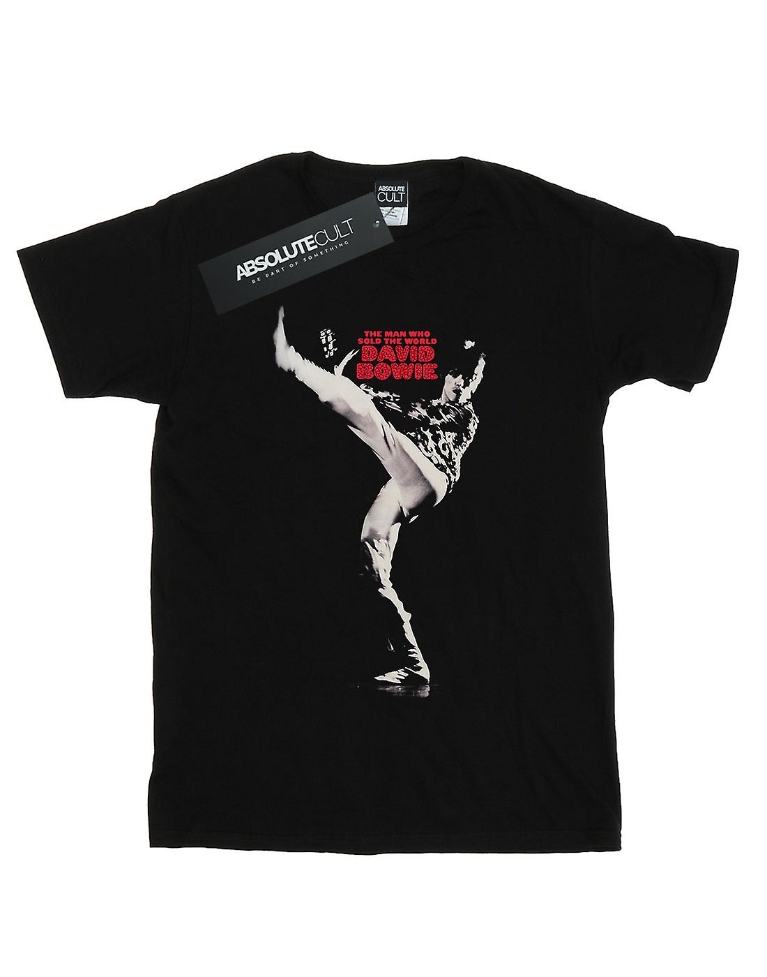 David Bowie Men's The Man Who Sold The World T-Shirt