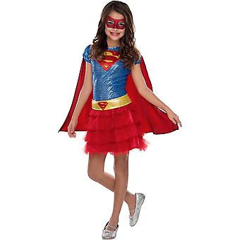 Supergirl Child Costume - 12439