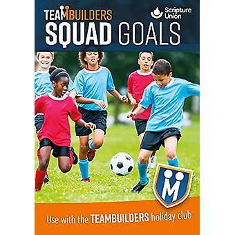 Squad Goals (8-11s Activity Booklet) (10 Pack) by Alex Taylor - 97817