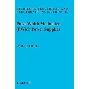 Pulsbredd moduleras Pwm strömförsörjning av Quercioli & Valter