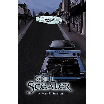 Soul Stealer libro II de la serie de Angel Guardian de Sivilich y Kurt R.