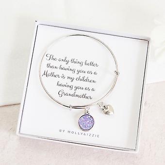 الشيء الوحيد الأفضل من وجودك كأم هو أطفالي وجود لك كما الإسورة الجدة