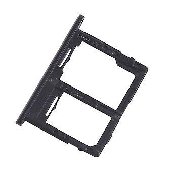 Simkartenhalter für Samsung Galaxy Tab A 10.5 / T595 4G Version Card Tray Schwarz Ersatzteil