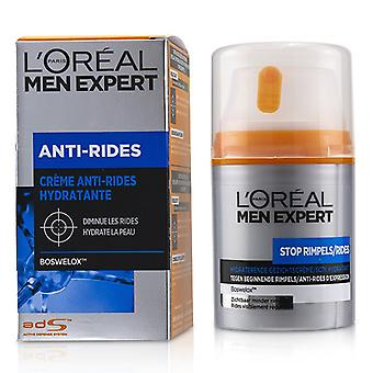 L'oreal Men Expert Anti-rimpel Hydrating Creme - 50ml/1.7oz