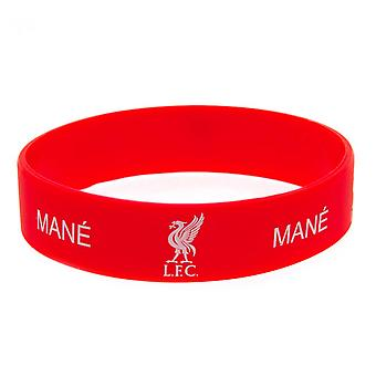 Liverpool FC Mane Silicone Wristband